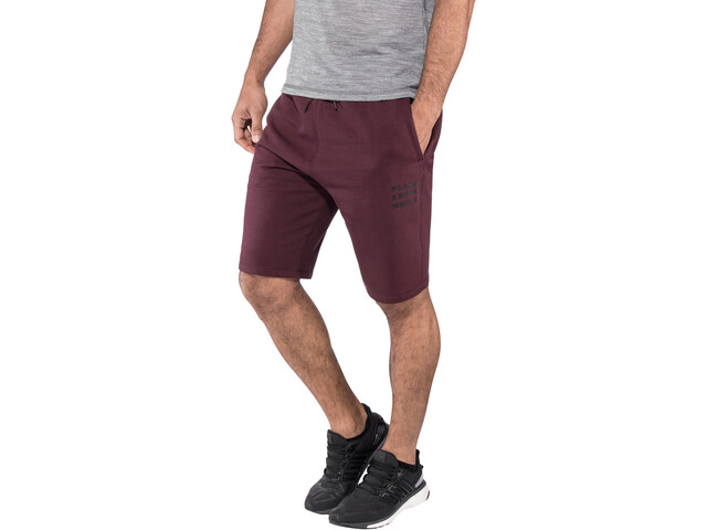 Peak Performance M's Ground Shorts Wine